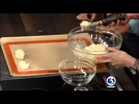 The Connecticut Farm Table Cookbook dishes up macaroons WF 1