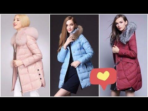 Куртки с мехом больших размеров для женщин