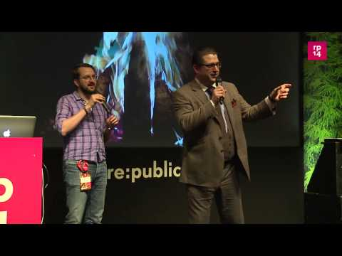 re:publica 2014 - Untenable stories and strong drinks on YouTube