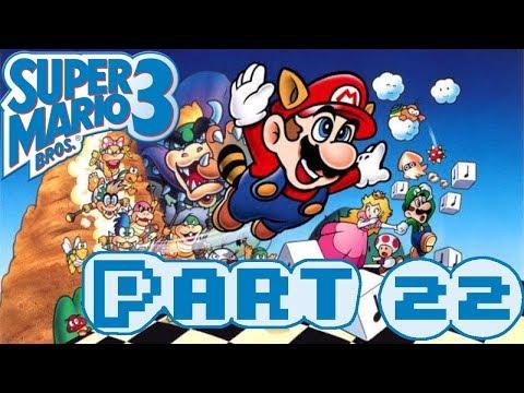 Lets Play - Super Mario Bros. 3 #22: Panzer, Schiffe und Luftschiffe