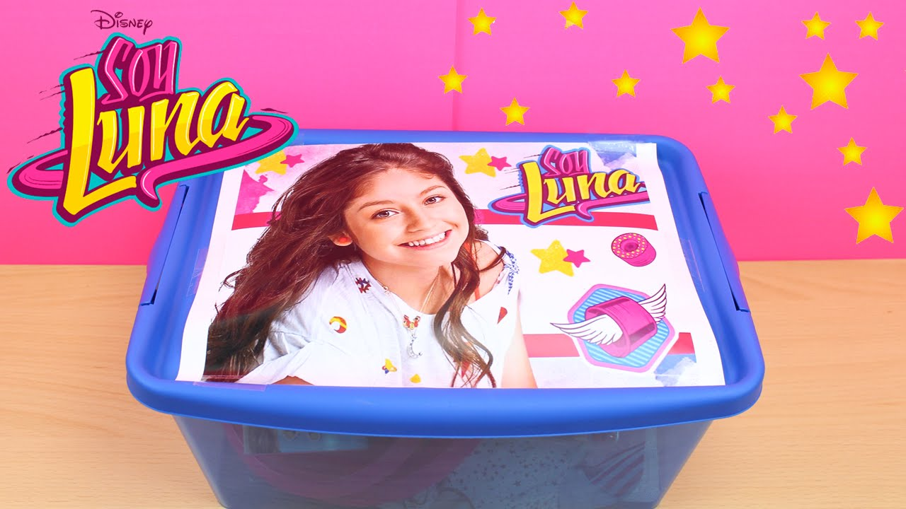 Juguetes Luna Con Soy EspañolUnboxing Caja En Sorpresa Toys De cTFlJK31