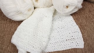 How to finger crochet - crochet with your fingers