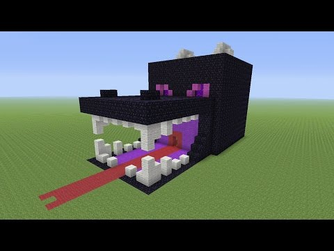 Minecraft Tutorial: How To Make A ENDER DRAG Survival House ASH#24