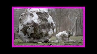 Смотреть видео Когда в Москве растает весь снег| TVRu онлайн