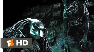 AVP: Alien vs. Predator (2004) - Marking the Hunter Scene (3/5) | Movieclips thumbnail