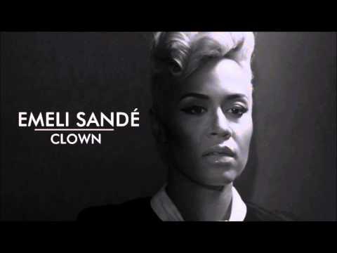 Emeli Sande - Clown, lower key/male instrumental