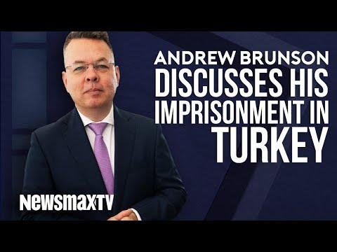 Andrew Brunson Discusses his Imprisonment in Turkey