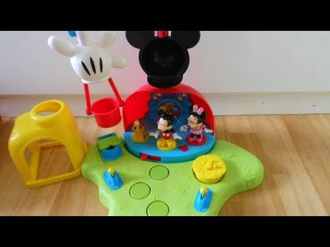 Fisher Price Mickey Mouse Clubhouse   Disney Mickey's Surprise Clubhouse