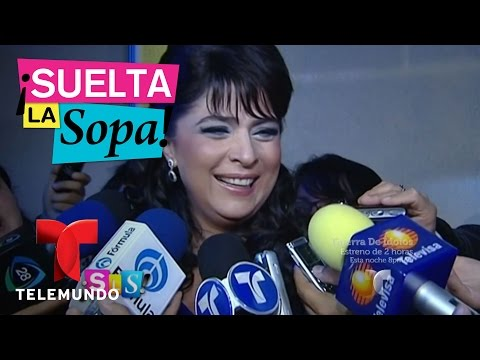 Eugenio Derbez contó una anécdota junto a Victoria Ruffo   Suelta La Sopa   Entretenimiento