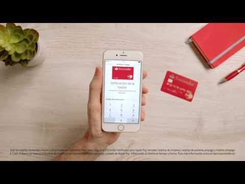 Banco Santander - Apple Pay