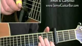 How To Play Simon & Garfunkel Bookends (intro only)