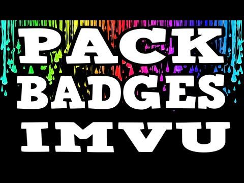 badges imvu gratuit