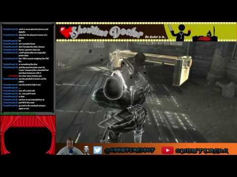 Showtimedr plays Tomb Raider GOTY edition (Part 22)  