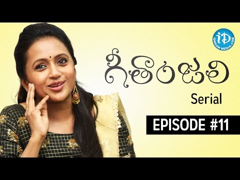 Suma's Geethanjali Serial - Epi #11 | First Telugu Serial Completely Shot In USA - Only On iDream