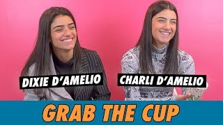 Charli and Dixie D'Amelio - Grab The Cup