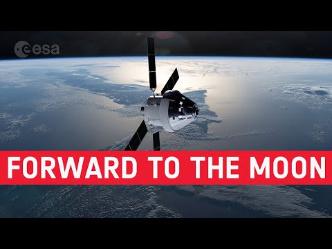 ESA & NASA | Forward to the Moon