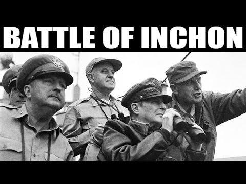 Korean War - Battle of Inchon   1950   Fight for Seoul   US Invasion of the Korean Peninsula