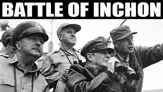 Korean War - Battle of Inchon | 1950 | Fight for Seoul | US Invasion of the Korean Peninsula