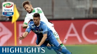 Video Gol Pertandingan Empoli vs Sassuolo