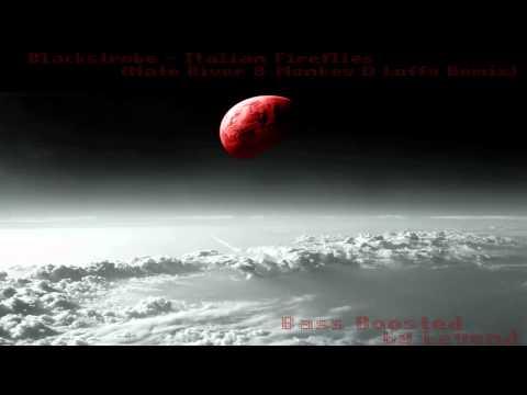 Blackstrobe - Italian Fireflies | Nate River and Monkey D Luffy Remix || Bass Boosted | [HD]