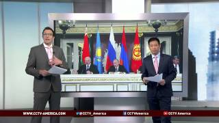 Newly established Eurasian Economic Union hopes to compete with EU