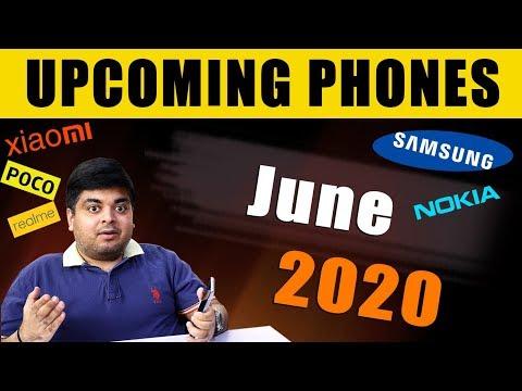 Top Upcoming Mobile Phones In June 2020 | Samsung, Nokia, Poco, Realme, Xiaomi