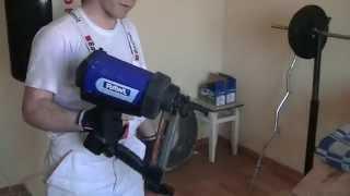 Обзор монтажного газового  пистолета RAWL SC40