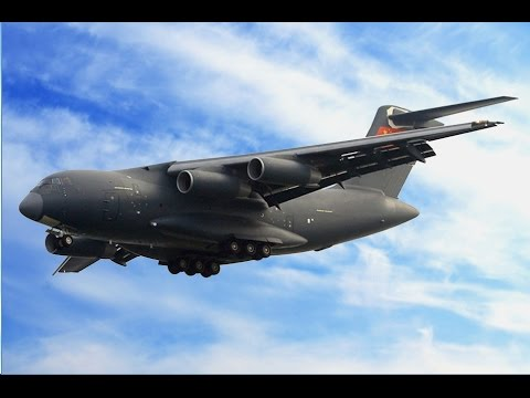 Y-20 transporer aircraft planes in Zhuhai AirShow china military power air force 珠海航展 軍事視頻
