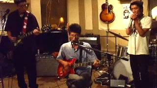 Tucker Saito & The Teardrops Family, Iwami Ohda Unit - Caldonia @ Jazz&Kitchen Marufuku