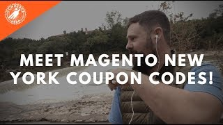 Meet Magento New York - Coupon Codes!