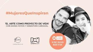 Hoy con la Fundación Julie: Sebastián Carvajal habla con Diana Hoyos de su proyecto de vida