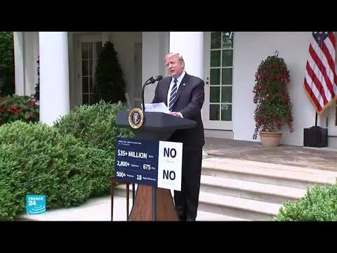 ترامب يخشى -اتخاذ إجراءات من أجل عزله-!!  - نشر قبل 5 ساعة