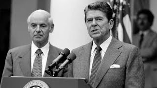 Video Ronald Reagan on Unions and the Federal Budget (1981) download MP3, 3GP, MP4, WEBM, AVI, FLV Juni 2018