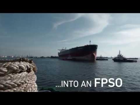TEN FPSO Conversion Story