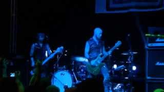 Drowning Pool (Whiteman AFB B-2 Block Party) Bodies Hit the Floor, Last song