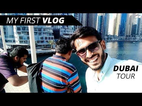 Dubai Tour - My First Vlog - Sajid Ali