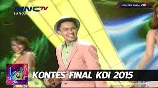 "Yogie "" Kopi Lambada "" Bukittinggi - Kontes Final KDI 2015 (8/5)"