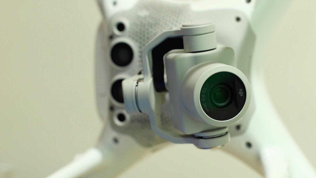How to fix the Phantom 4 Gimbal Overload and Find the Best