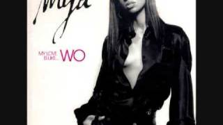 Mya-My Love Is Like...Wo (Instrumental)