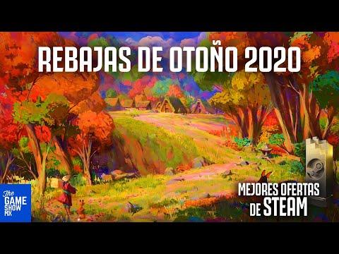 MEJORES OFERTAS DE OTOÑO STEAM 2020 |