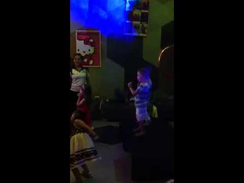 Jacks karaoke debut