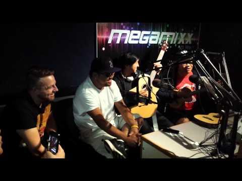 AJ Rafael LIVE on Guam - 1st Radio Appearance (08.26.14)