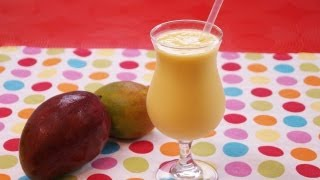 Mango Smoothie Recipe: Healthy Mango Smoothie Recipe: How To: Diane Kometa-dishin' With Di  #88