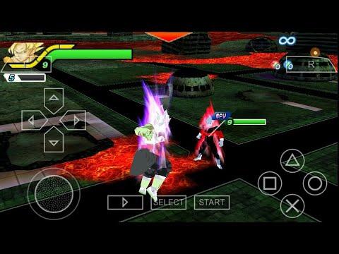 Dragon Ball Z TTT Ultra Mod PSP 380MB - TechKnow Infinity