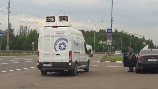 новый полицейский радар ОСКОН СМ. Антирадар поможет?