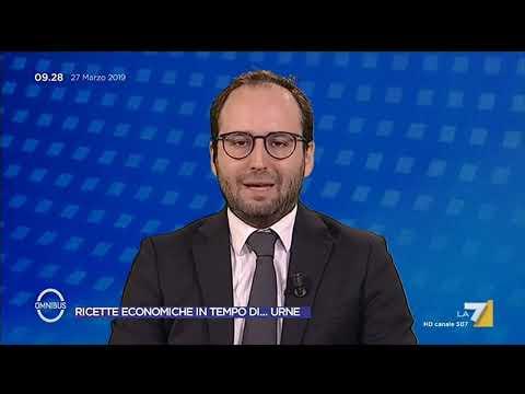 L'intervista Integrale A Giovanni Tizian Autore De 'Il Libro Nero Della Lega'