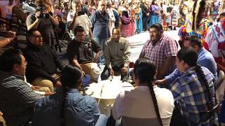 Buc Wild Drum - Chinle, AZ | Southern - Gathering Of Nations Powwow 2018