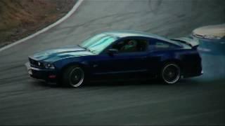2010 Mustang In Japan! Drifting with Vaughn Gittin Jr.