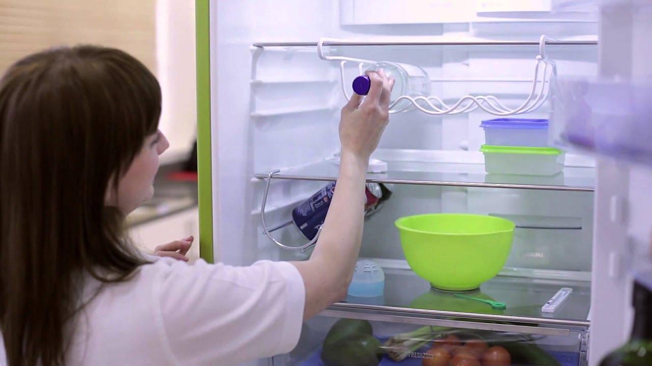 полка в холодильник своими руками