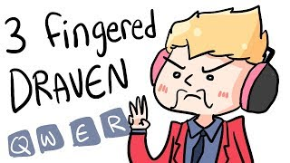 【LoL】3 Fingered Draven